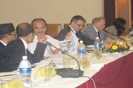 5th National Advisory Committee (NAC) meeting of LGCDP II